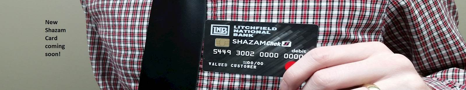 LNB Shazam Card coming soon